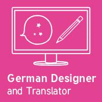German Designer and Translator