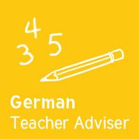 Teacher Adviser - German