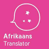 Afrikaans Translator