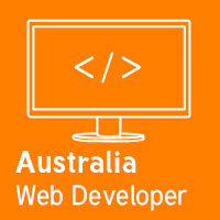Web Developer - Australia