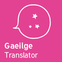 Gaeilge Translator