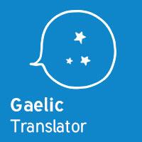 Gaelic Translator