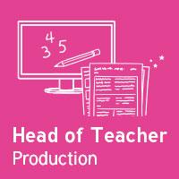 Head of Teacher Production