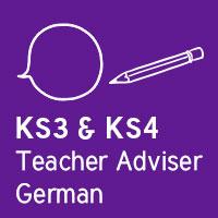 Teacher Adviser KS3 and KS4 German