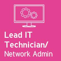Lead IT Technician / Network Administrator