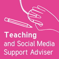 Teaching and Social Media Support Adviser
