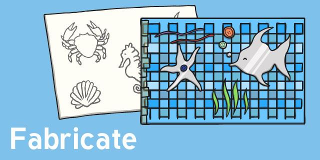 KS1 Art Fabricate Primary Resources - Art KS1 - Page 1