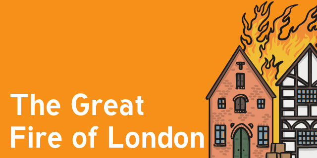 Image result for the great fire of london ks1