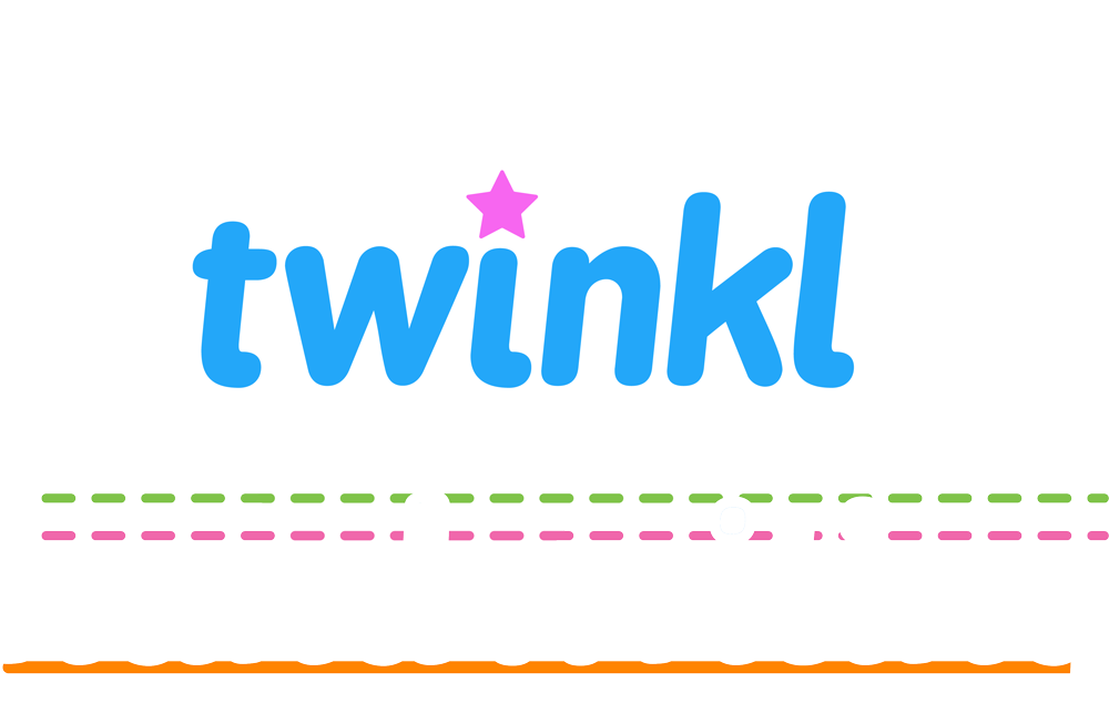 Twinkl Handwriting Logo