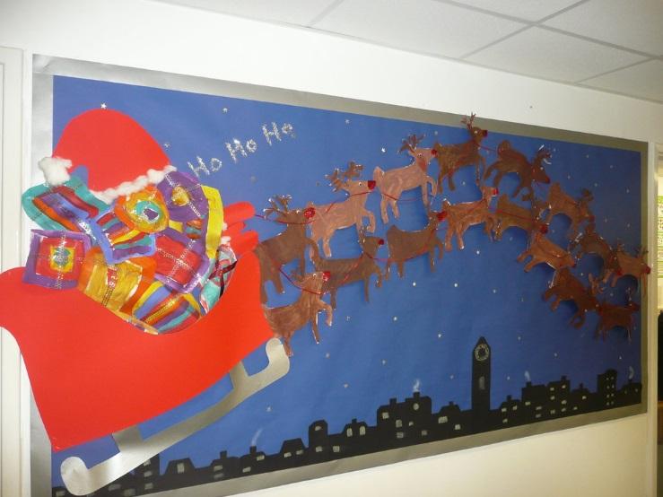 Christmas Classroom Displays Twinkl Teaching Blog
