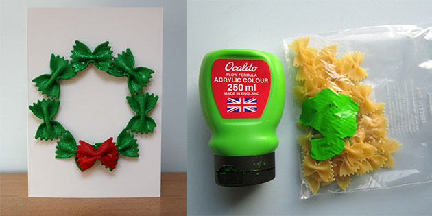 Christmas Craft Card Uk