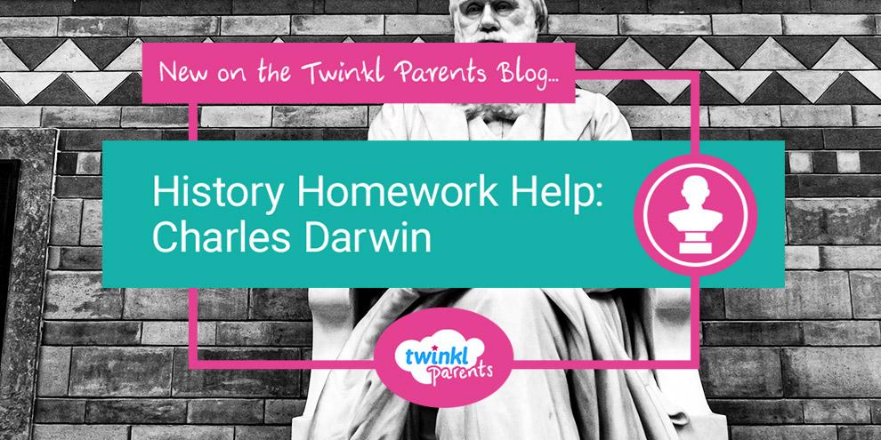 History Homework Help Charles Darwin