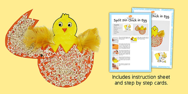 Ideas For Early Years Easter Activities